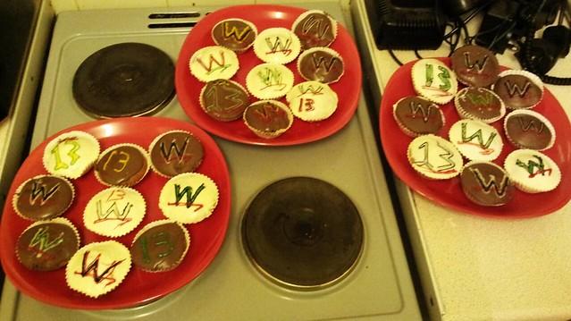 Wwe Cakes With Romen Raies On It