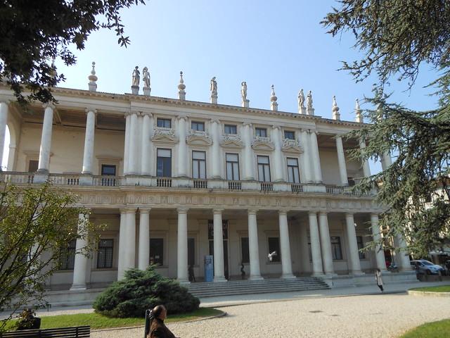 Palazzo Chiericati, sede del Museo Civico di Vicenza