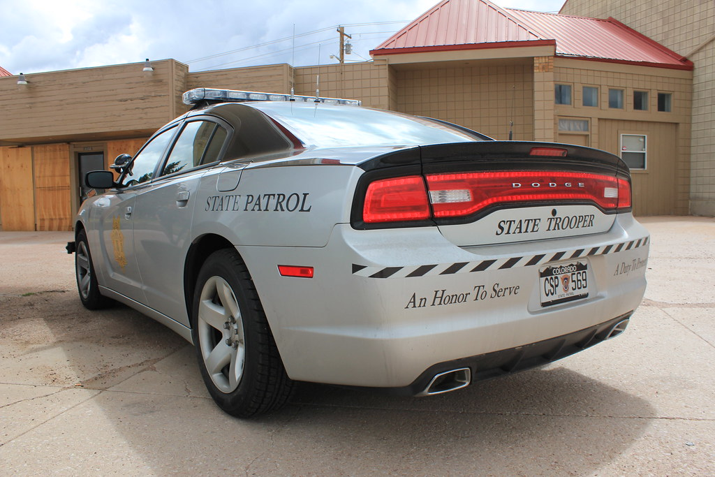 Colorado Springs Dodge >> Dodge Charger Colorado State Patrol | Patrolling at the ...