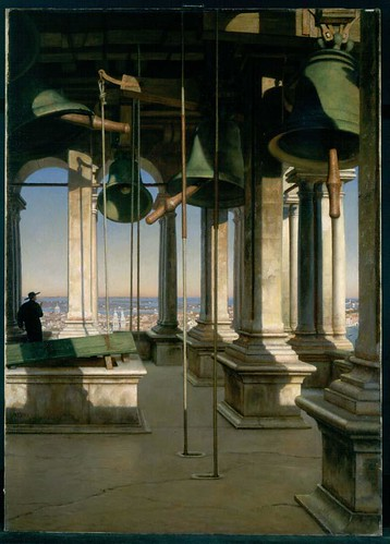 The Bells of Saint Mark's, Venice by Sir Edward John Poynter 1903. | by Birmingham Museum and Art Gallery
