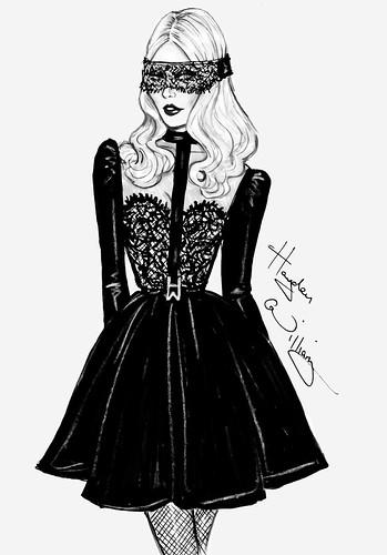 u0026 39 the little black dress u0026 39  by hayden williams