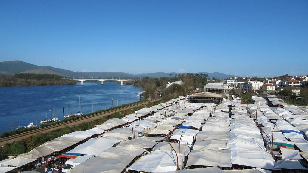 Feira de vila nova de cerveira portugal galizport flickr - Vilanova de cerveira ...