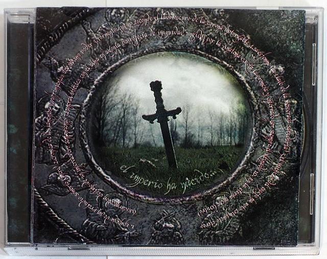 BLASFEMIA EL INDICE DE LOS LIBROS PROHIBIDOS (DEATH METAL) (CD)