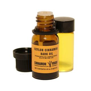 Cinnamon Bark Oil Internnaly For Dogs
