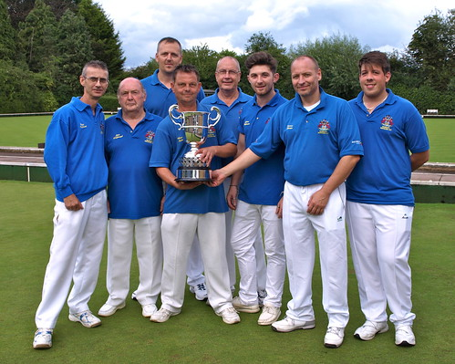 Hawker Cup winners 2016 - Banbury Borough