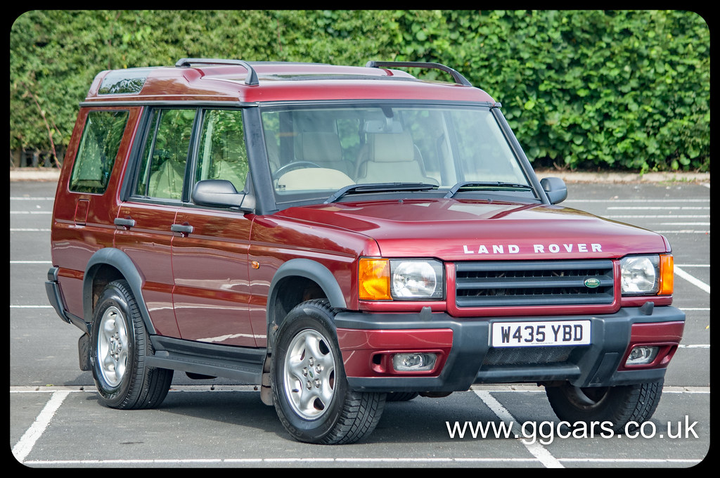 2000 w land rover discovery 2 5 td5 es 5 seat auto flickr. Black Bedroom Furniture Sets. Home Design Ideas