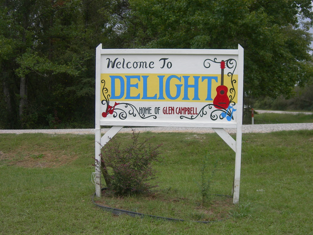 Welcome To Delight Arkansas Jimmy Emerson Dvm Flickr