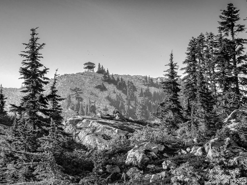 granite mountain wa fire lookout tower handheld nikon aw1 flickr