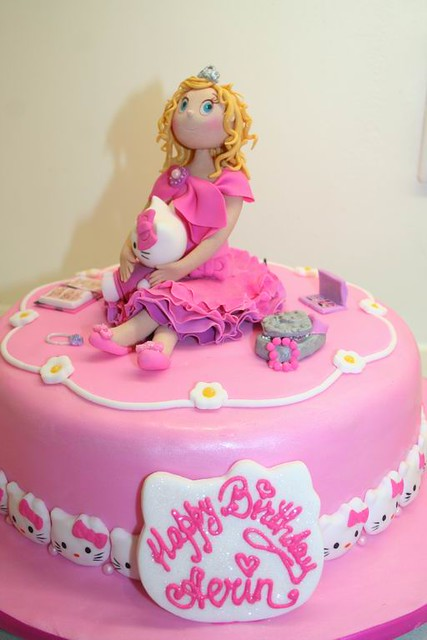 Hello Kitty Princess cake | Flickr - Photo Sharing!