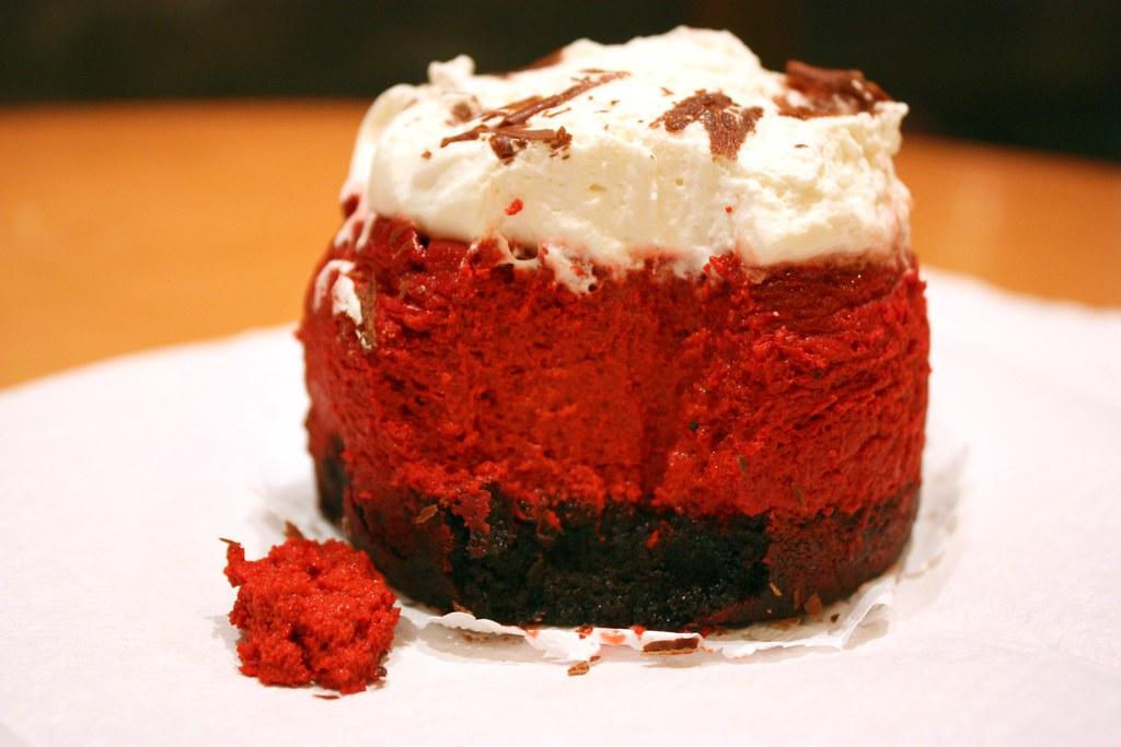 Red Velvet Cheesecake Cake Recipe Southern Living
