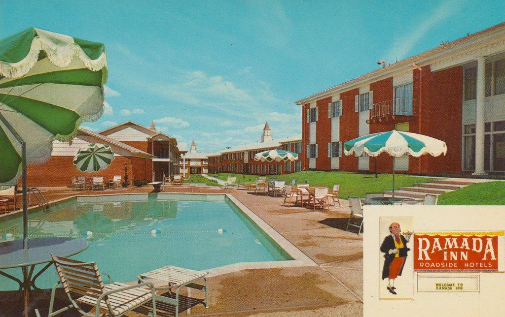 Ramada Inn - Grand Prairie, Texas