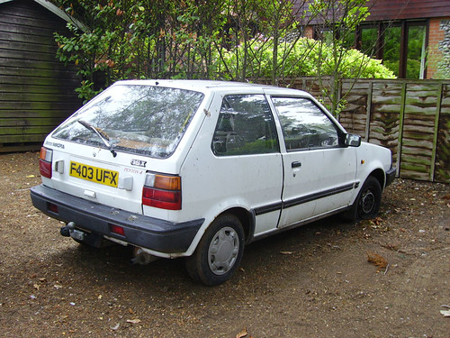 1988 nissan micra 1 0gsx k10 2006 had already been out. Black Bedroom Furniture Sets. Home Design Ideas