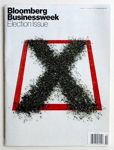 Bloomberg Businessweek Election Issue | by Eye magazine