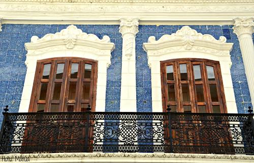 Casa de los azulejos en villahermosa francisco enrique for Azulejos de los