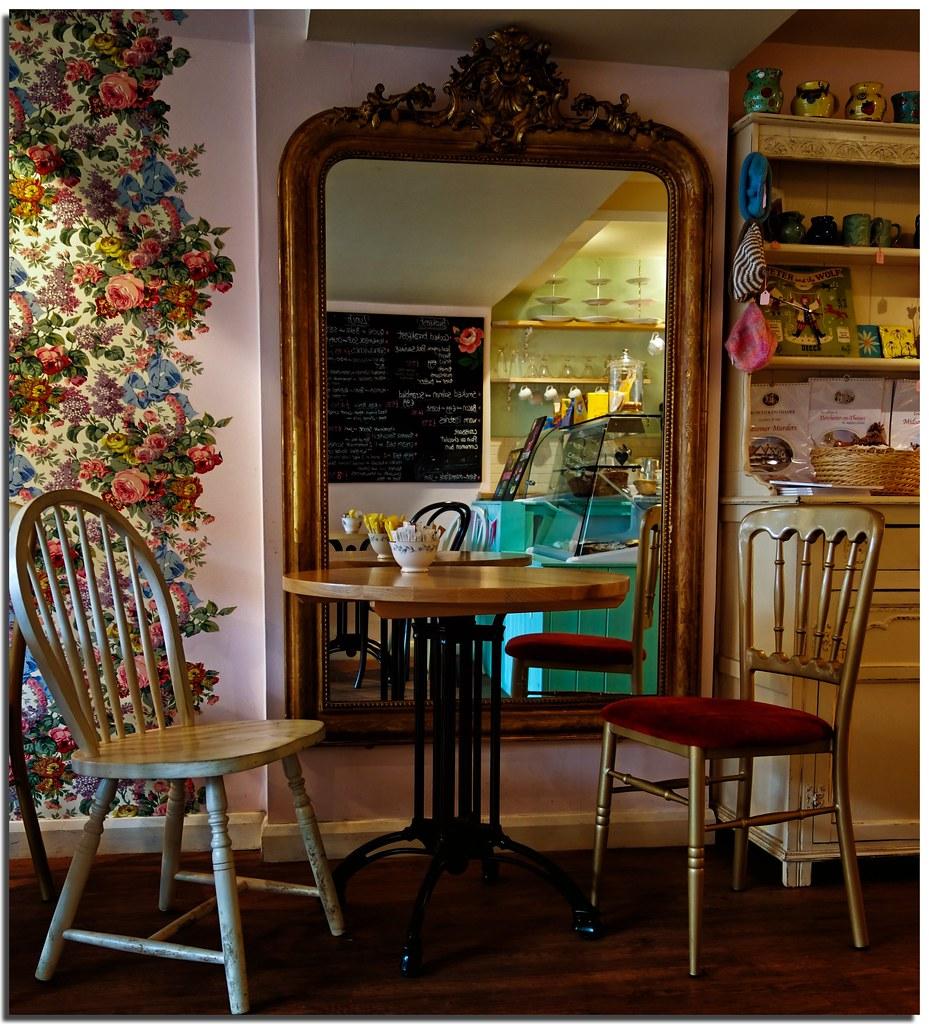 Cafe In Dorchester Ma