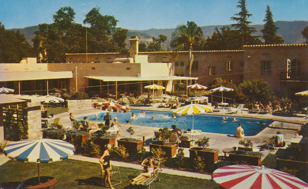Oaks Hotel and Cottages - Ojai, California