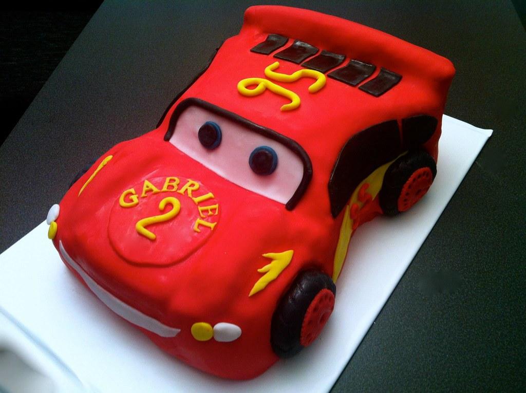 Cars Torte | Torten-Hausgemacht | Flickr