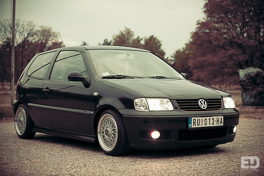 Igor S Vw Polo 6n2 Volkswagen Polo 6n2 On Bbs Rm By Igor