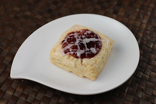Mini Jam Scones | by Food Librarian