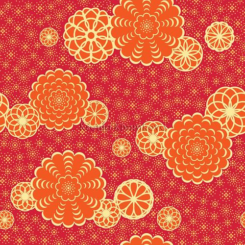Set of Japan ethnic patterns-4_Vector illustration | Flickr