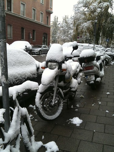 1st snow 2012 munich | by lounger
