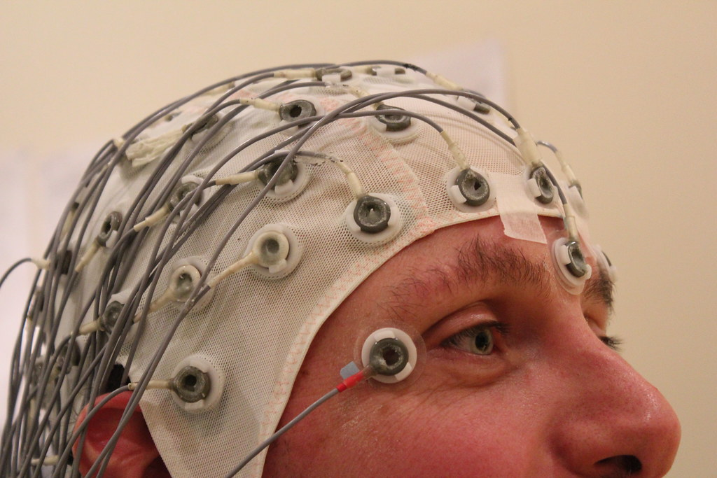the eye tracking problem of eeg devices