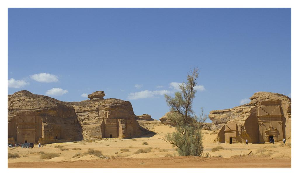 The Lonely Castle – Meda'in Saleh