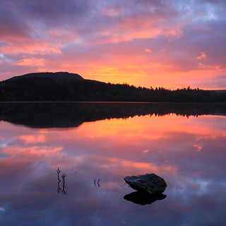 Burrator Ablaze [Explore] | by markgeorgephotography.co.uk