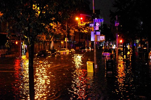 Hurricane Sandy Flooding Avenue C 2012 | by david_shankbone
