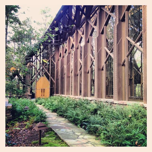 Anthony Chapel Garvan Woodland Gardens Hot Springs Arkansas National Park 1666 Flickr Photo