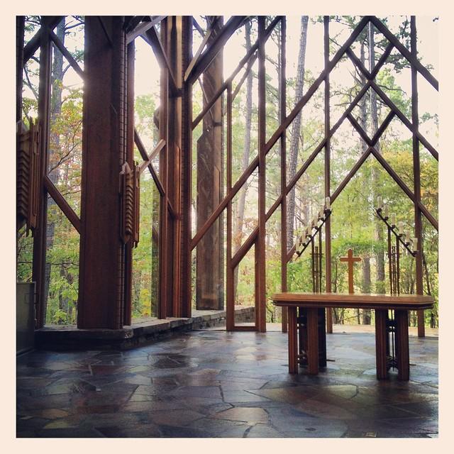 Anthony Chapel Garvan Woodland Gardens Hot Springs Arkansas National Park 1672 Flickr Photo