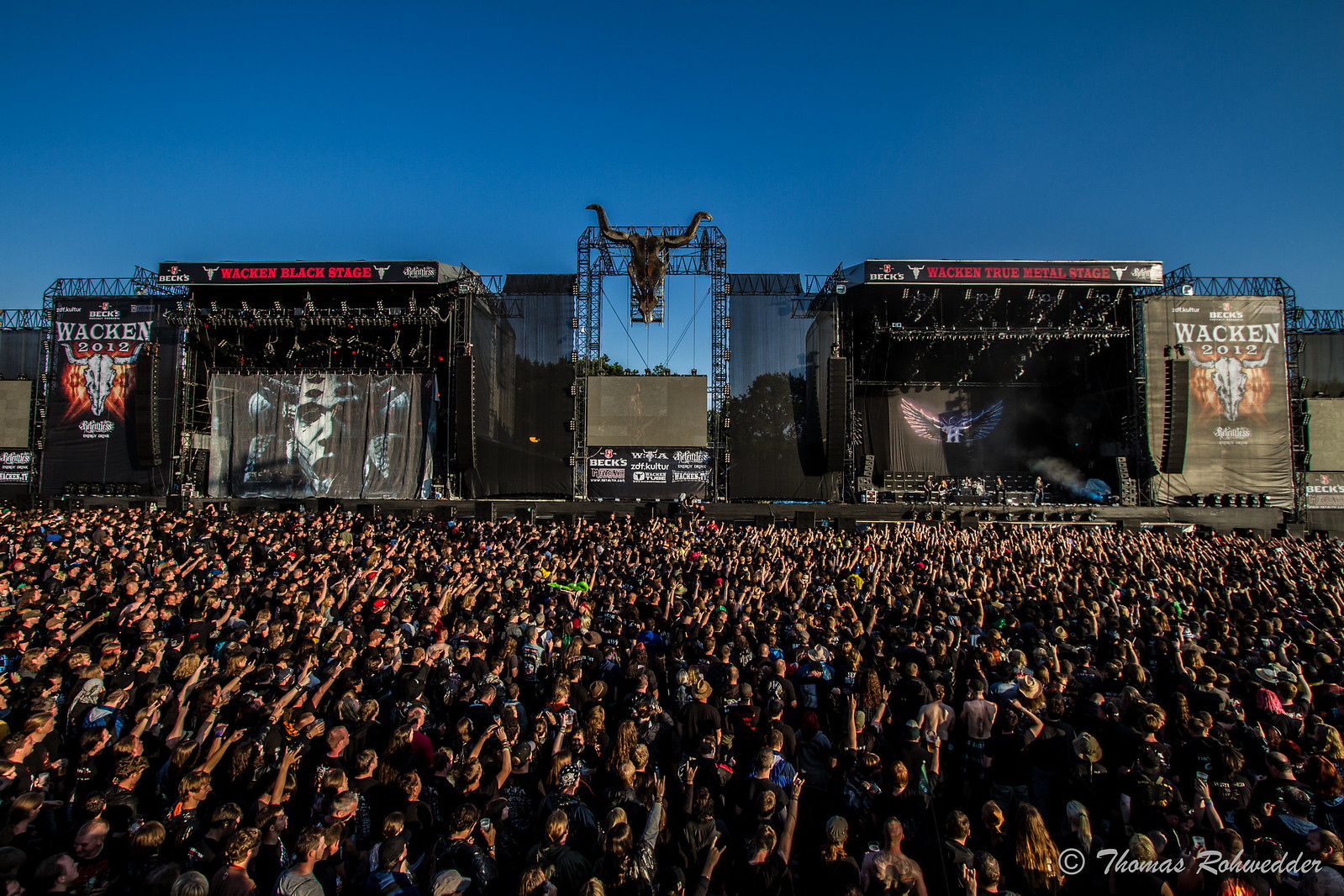 W:O:A Wacken Open Air • 2012