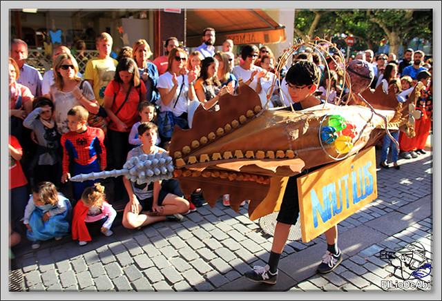 Briviesca Fiestas 2016 Desfile Infantil de Disfraces 3
