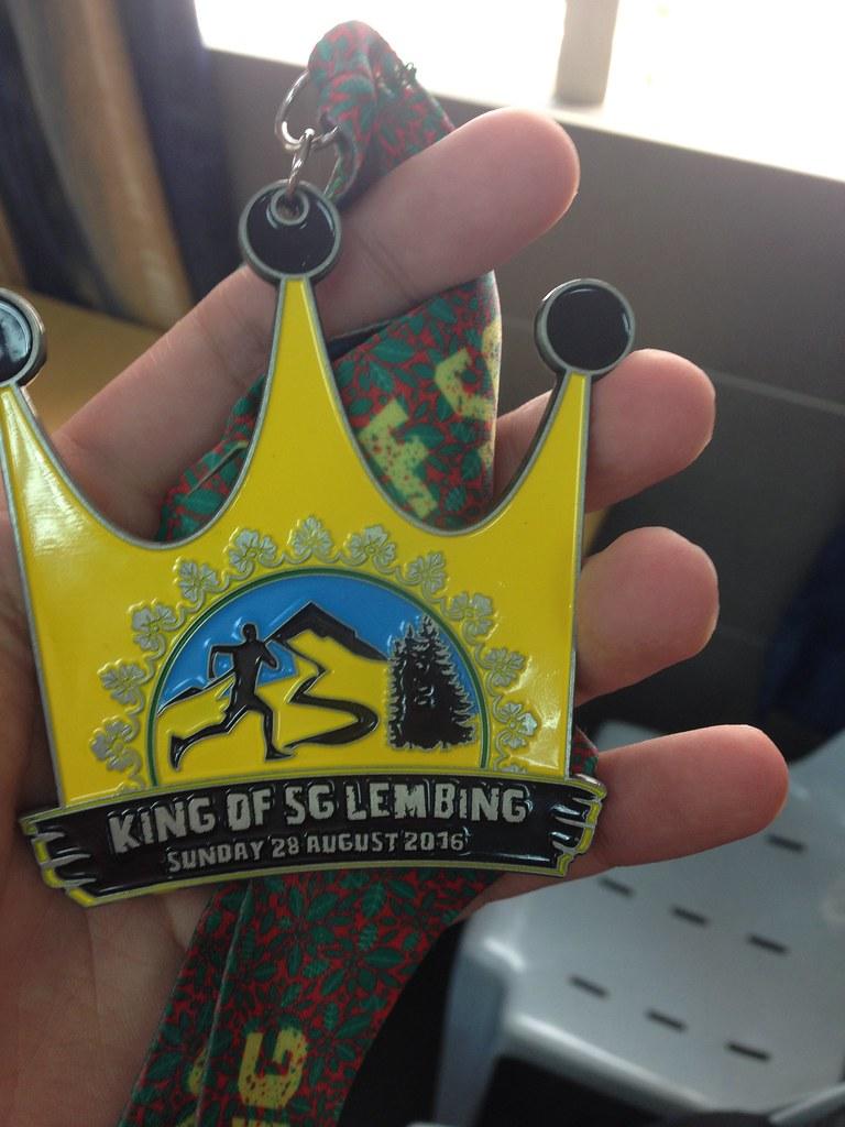 50km medal