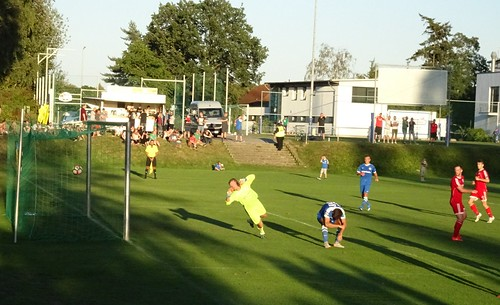Hansa Rostock 5:0 Greifswalder FC