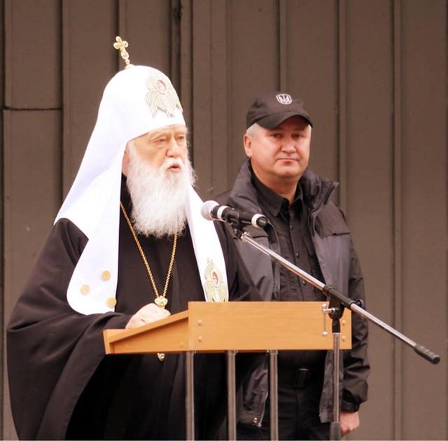 Голова СБУ взяв участь в урочистому відкритті меморіальної пам'ятної дошки жертвам політичних репресій ХХ століття