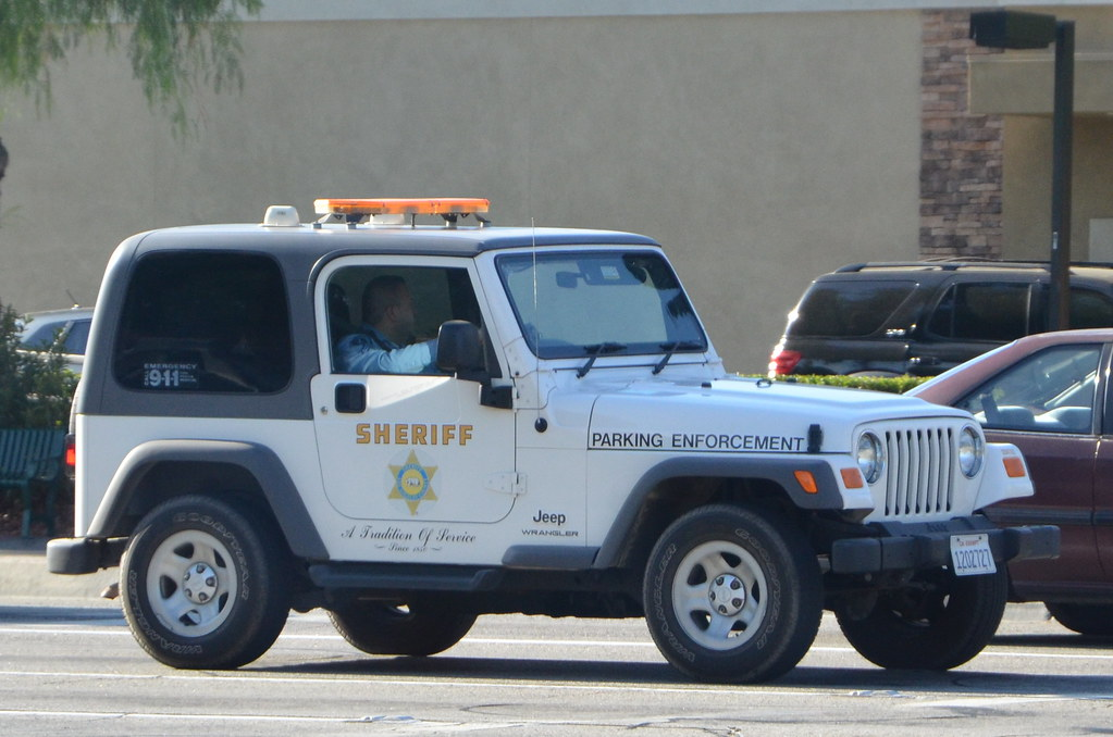 Los Angeles County Sheriff S Department Lasd Parking Enf