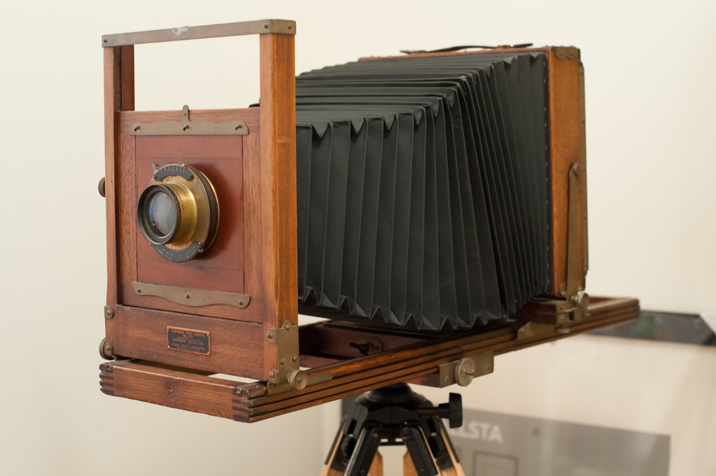 eastman view camera no 2d dated to 1935 blog post with m flickr