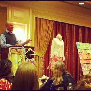 Joel Dewberry! #sewingsummit | by Fresh Lemons : Faith