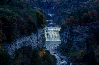 Middle Falls @ Letchworth State Park, New York | by Brian Krouskie