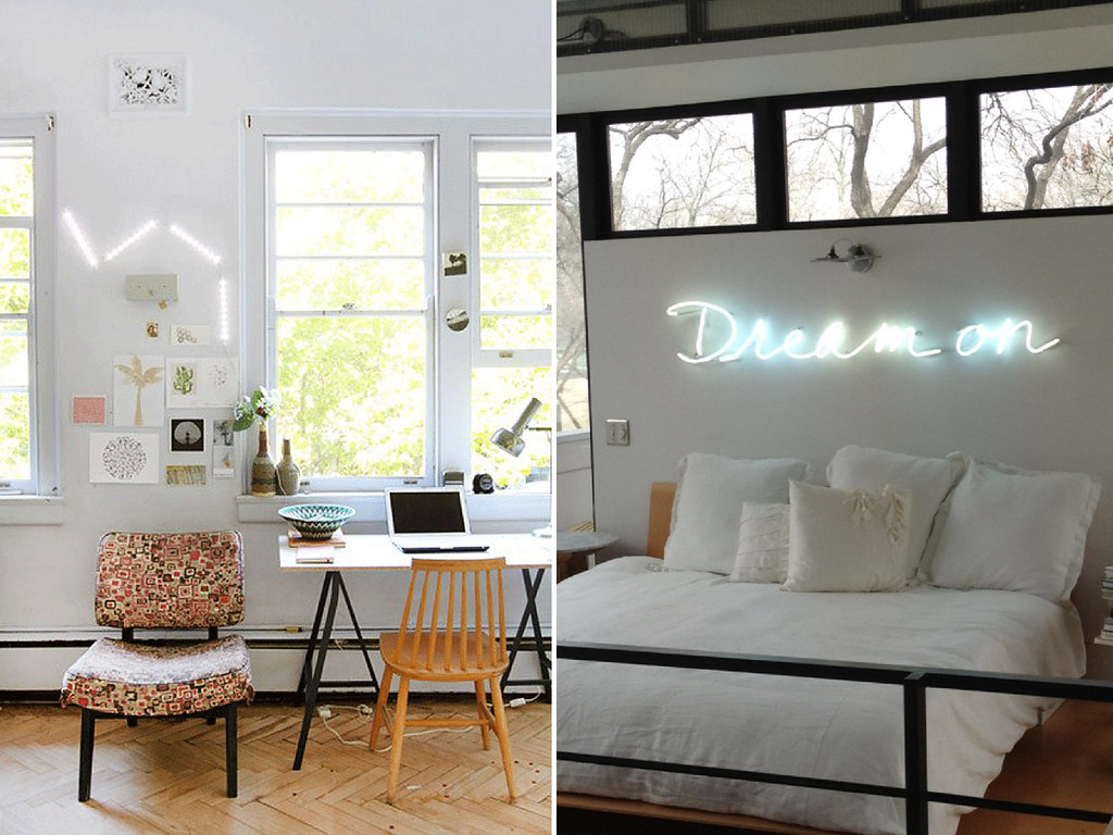 neon lighting for home. Diy Home Neon Signs | By Apairandaspare Lighting For E