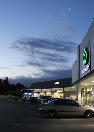 nO.3 C 184.1  Macksville Supermarket