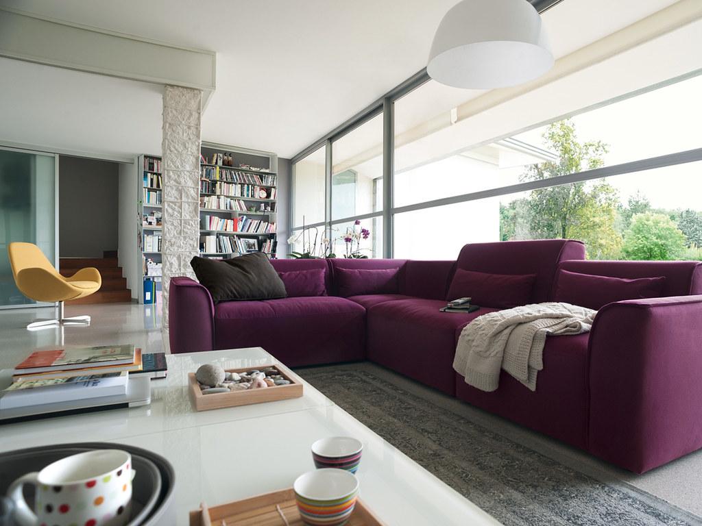 Divano componibile alameda nella foto il divano componibil