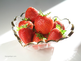 Strawberries | by GeorgeAlger.com