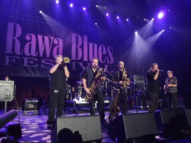 Roomful Of Blues Rockport Music Shalin Liu Performance Center September