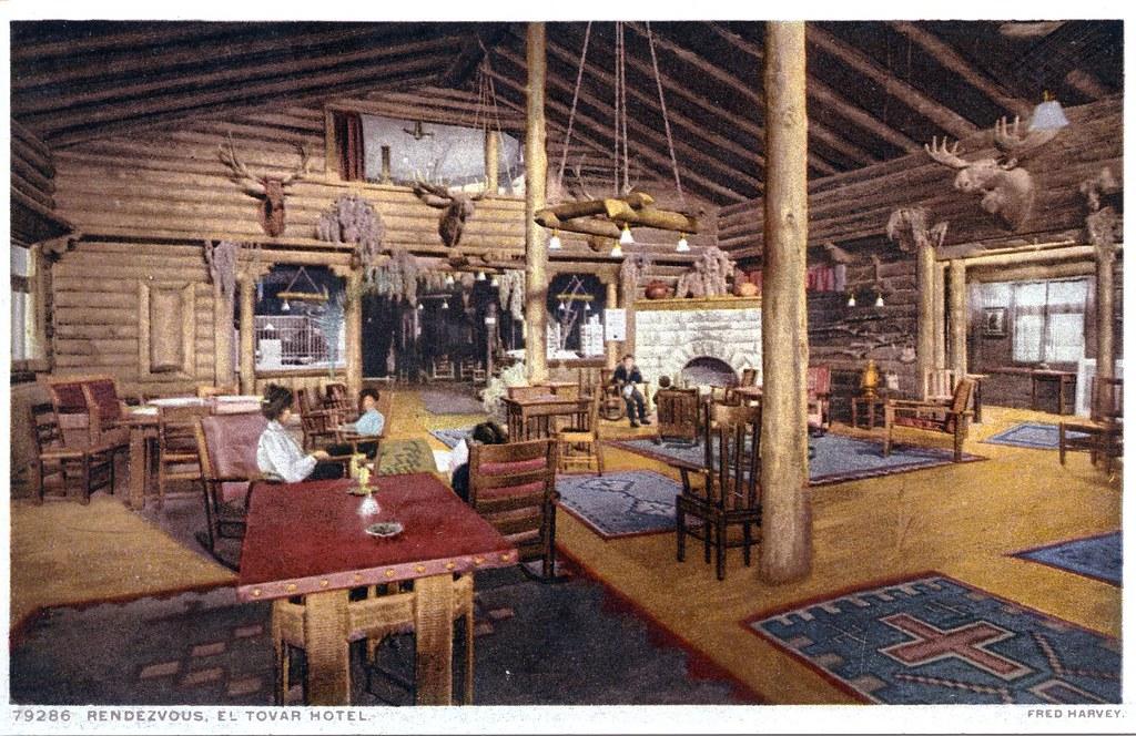 El Tovar Hotel Grand Canyon Az