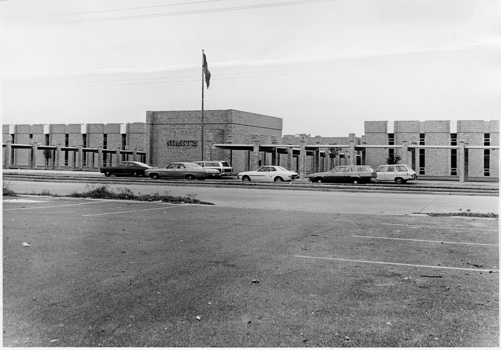 Nimitz High School Irving tx Nimitz High School 1970