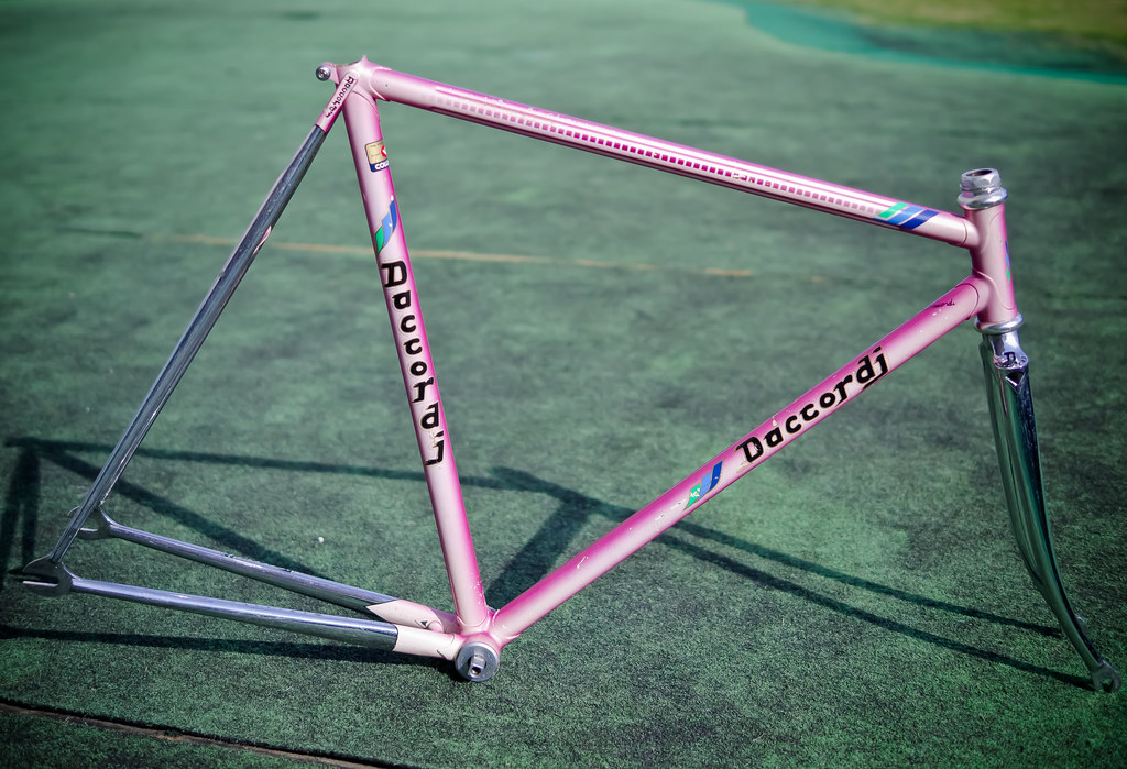 Daccordi Frame Amp Fork Sale Now Mail To Owner Gt Gt Jung