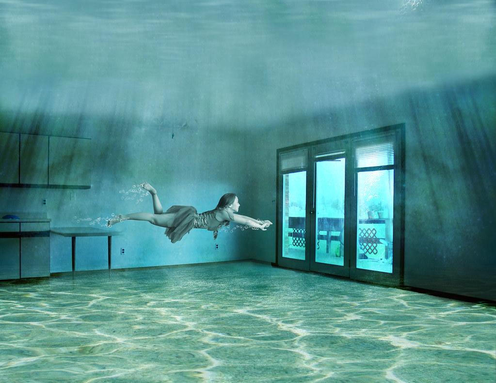 Vivere Sott Acqua Living Underwater Created For Da