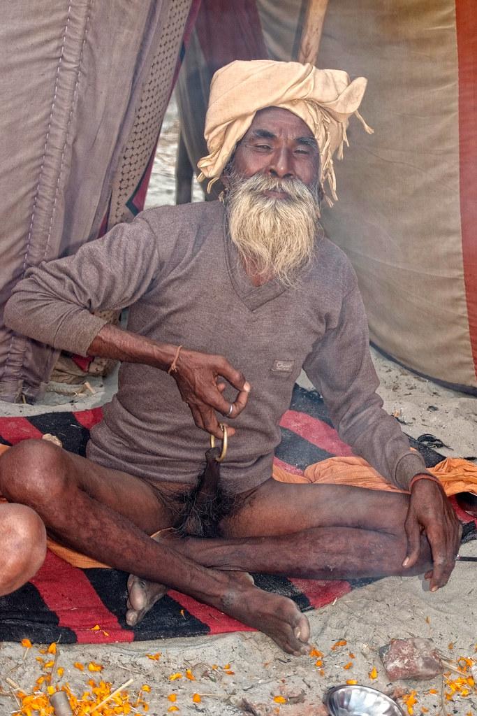 indian naked men